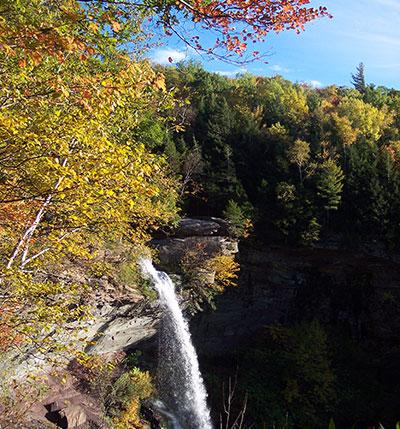katterskills waterfall
