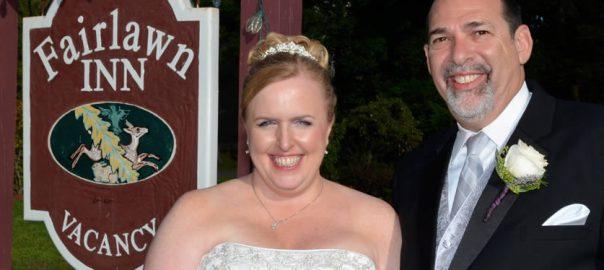 Celebrate your wedding at Fairlawn Inn