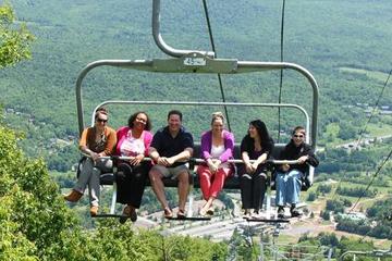Hunter Mountain Skyride & Hike
