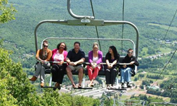Hunter Mountain Skyride & Hike