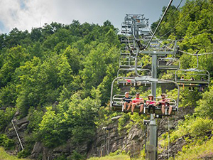 Hunter Mountain Sky Ride