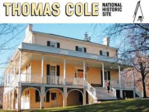 Thomas Cole Hudson River Artist Museum Catskill, N.Y.