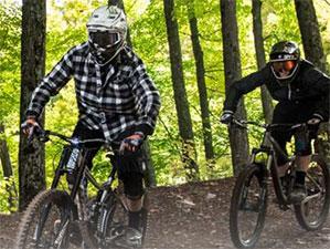 Windham Mountain Bike Park Windham N.Y.