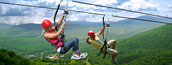 Hunter Zipline Adventure Tickets Hunter N.Y.